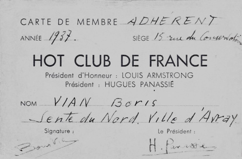 Carte Hot club Boris Vian.jpg