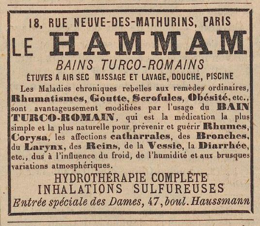 Hammam  Journal Le Grelot nov. 1881 Paris Bise-Art.jpg