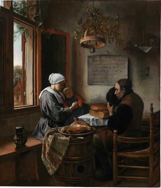 Benedicite_Jan Steen_1660.jpg